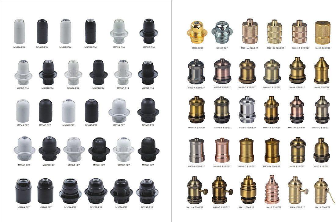 Разновидности патронов
